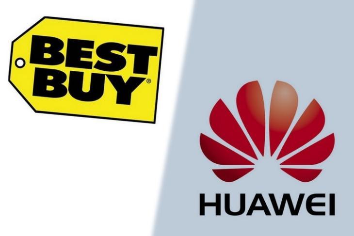 Best Buy Ceases New Orders for Huawei Smartphones, Sales to End in Few Week