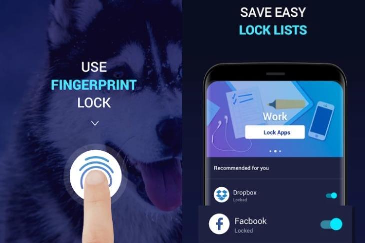 Bolt App Lock Featured