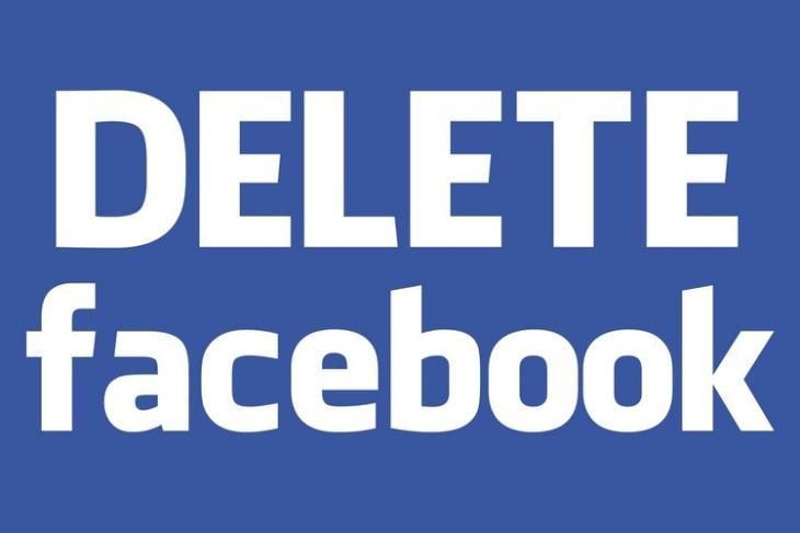 DeleteFacebook is Trending Following Cambridge Analytica Data Leak Revelation