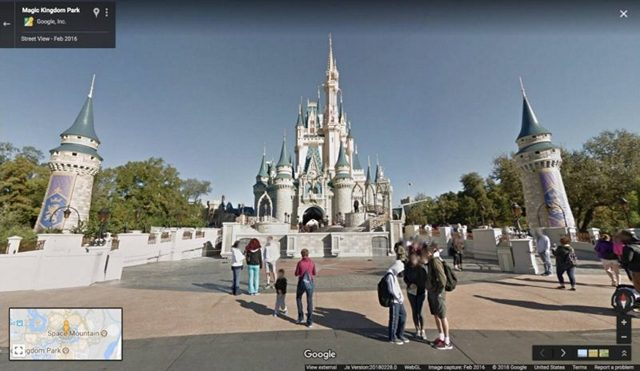 Disney-Street-View-Disney-Magic-Kingdom-Park-from-Google