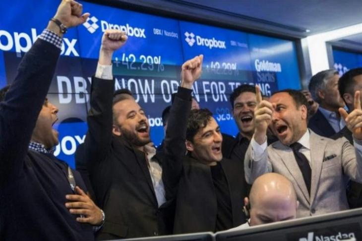 Dropbox Shares Skyrocket Following Successful IPO; Second Only to Snap