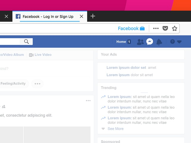 New Firefox Add-on 'Facebook Container' Prevents Facebook From Tracking Users