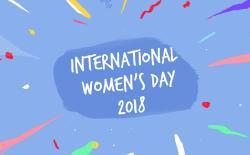 Facebook International Womens Day website