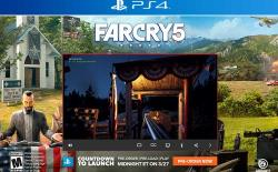 Far Cry 5 Countdown to launch