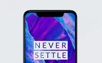 Firmware of Latest OxygenOS Update Hints at a Notch on the OnePlus 6