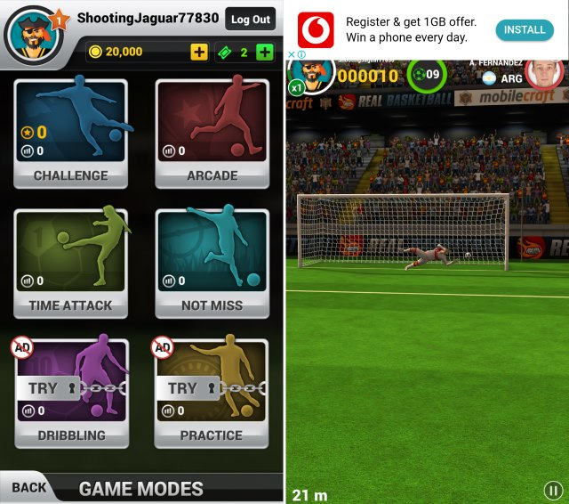 15 Best Football Games for Android You Should Play (2018