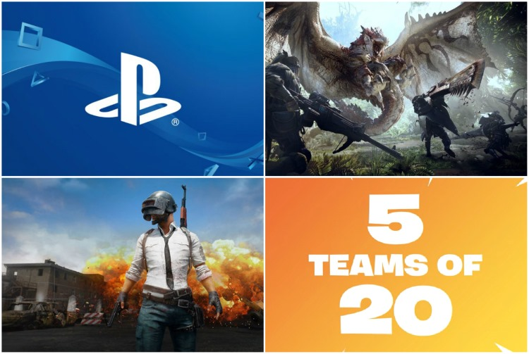 March 8 Gaming Roundup: PS4 System Update, PUBG Ban Spree
