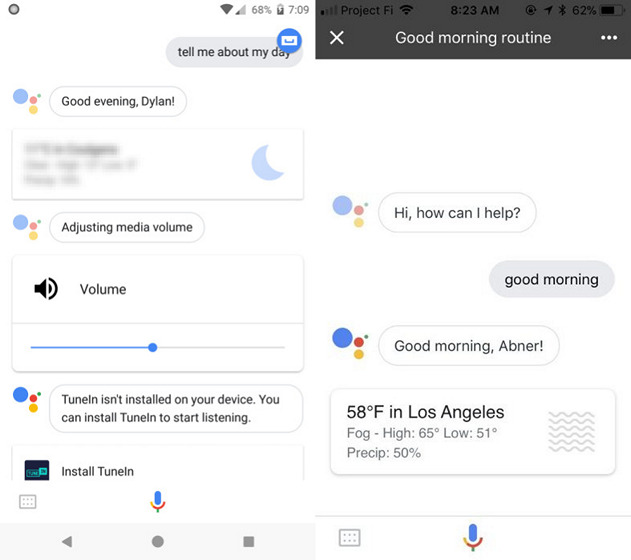 Google Assistant 'Routines' Start Rolling Out in the US