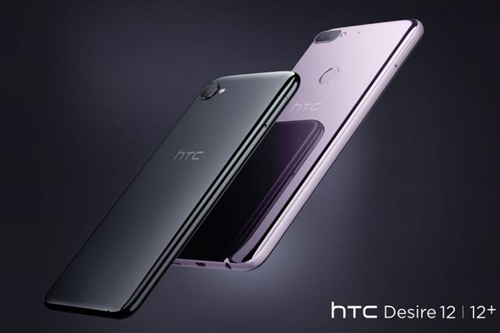 HTC Desire 12 featured