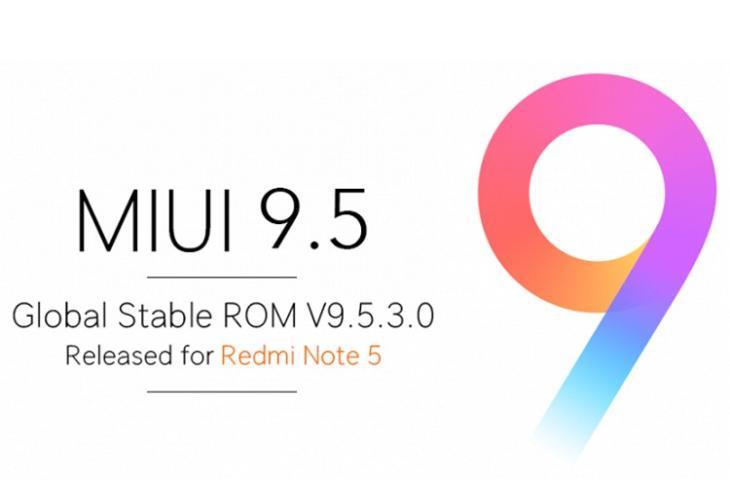 MIUI 9.5 website
