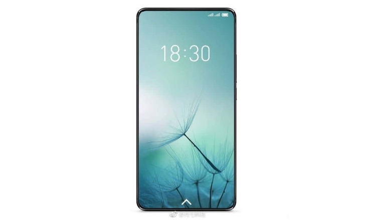 Meizu 15 Plus Render