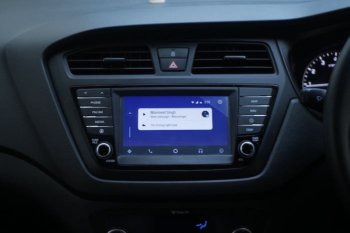 Messenger Android Auto