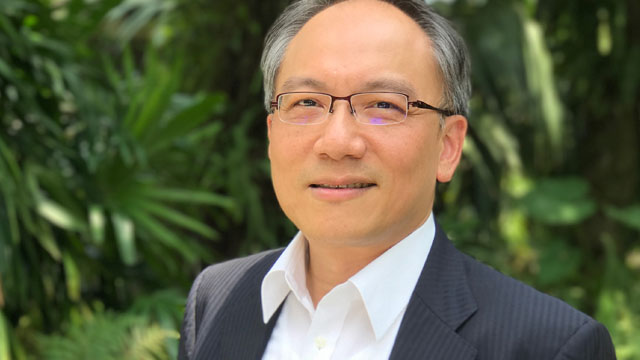 Director of Sales and Marketing for Asia-Pacific and Japan at AMD,Michael Liao