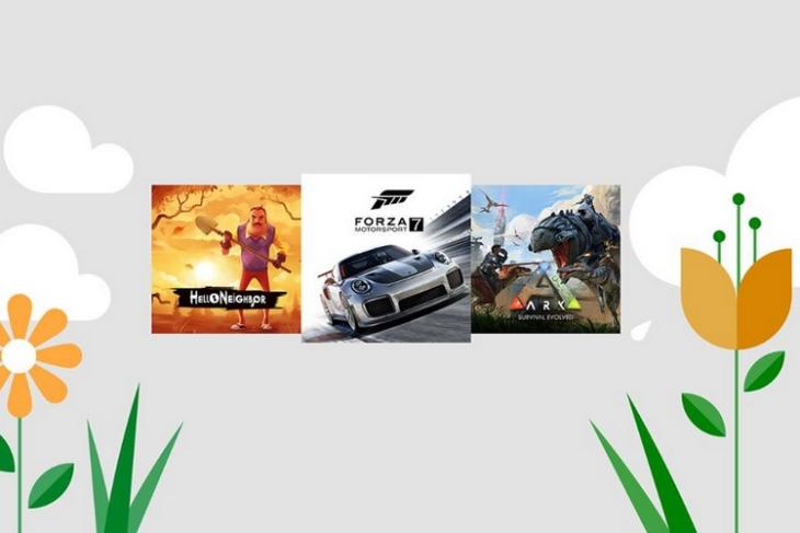 Microsoft PC Games Spring Sales Best Deals on PC Games