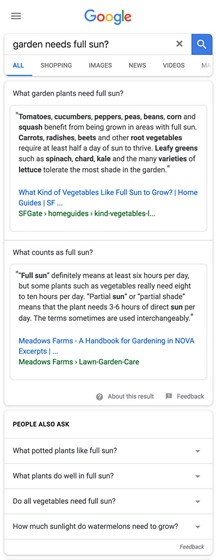 Google Rolls Out 'Multifaceted Featured Snippets' For Deeper Search Results