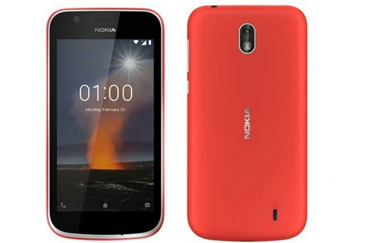 Nokia 1 With Android Oreo (Go Edition) Launched in India, Priced at Rs 5,499