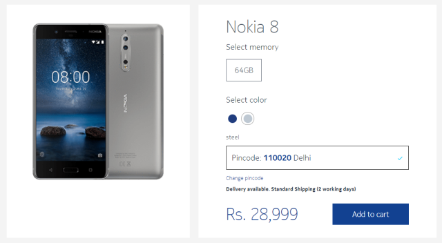Nokia India Official Online Store