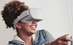 Oculus Go website