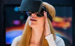 Oculus Rift Shutterstock website