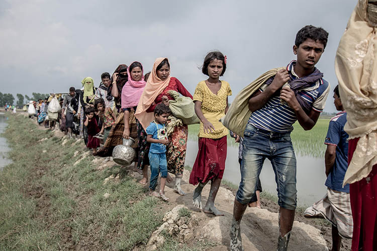 UN Blames Facebook for Violence Against Rohingya Minority in Myanmar