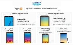 Samsung Carnival Offer