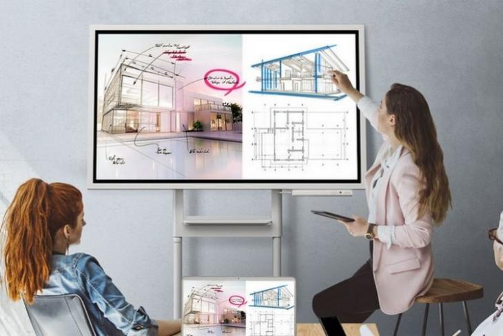 Samsung Flip Digital Whiteboard Launched in India Priced at Rs. 3,00,000