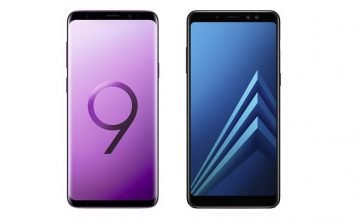 Samsung Galaxy S9 and A8 Enterprise Edition Launched