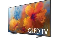 Samsung Q9f OLED website