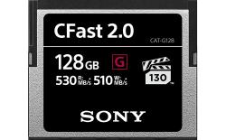 Sony CFast 128GB website