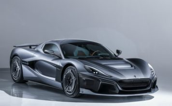 The Rimac Concept Two is a Futuristic EV You Can Unlock With Your Face
