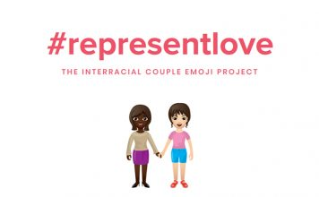 Tinder Interracial Couple Emoji Project