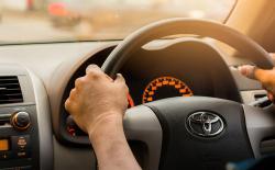 Toyota Logo Shutterstock website