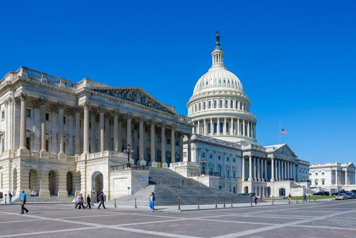 United States Capitol Shutterstock website