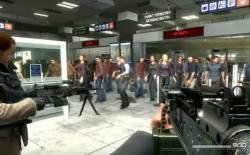 Violent in video games