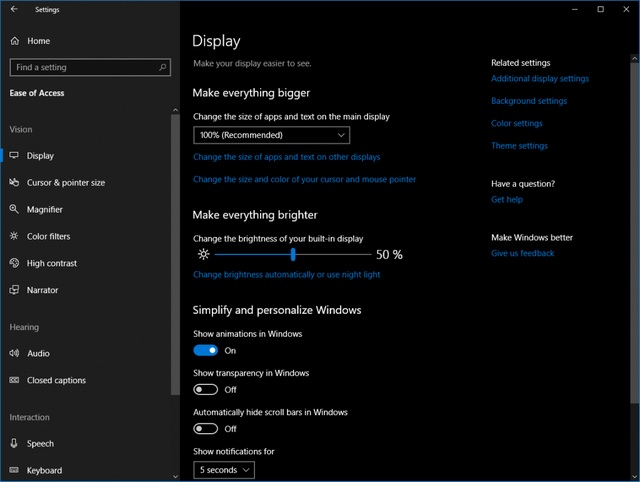 Microsoft Outlines Upcoming Windows 10 Accessibility Features Set to Arrive This Year