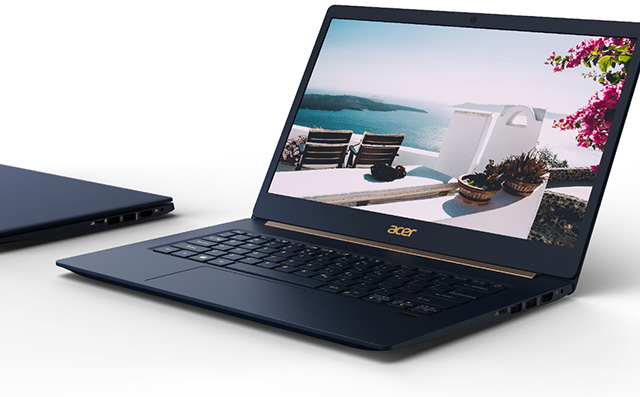 Lightweight Acer Swift 5 Ultrabook Unveiled in India; Prices Start at ₹79,999