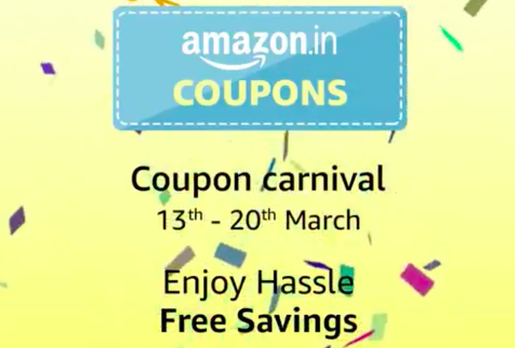 cc278b45faaeb9 Amazon India Introduces Coupons For Hassle-Free Savings on Checkout