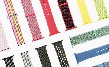 Apple Watch Gets New Vibrant Bands for Spring