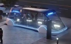 elon musk boring company mass transit