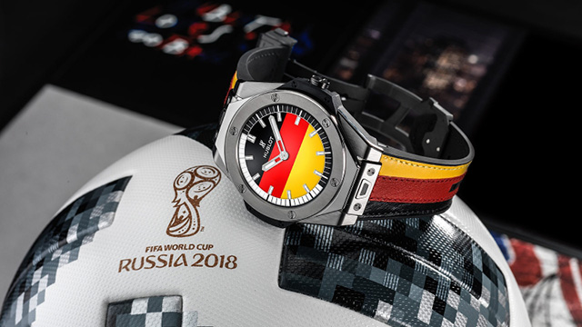 Referees Will Use a $5,200 Wear OS Watch For Goal-Keeping During FIFA World Cup 2018
