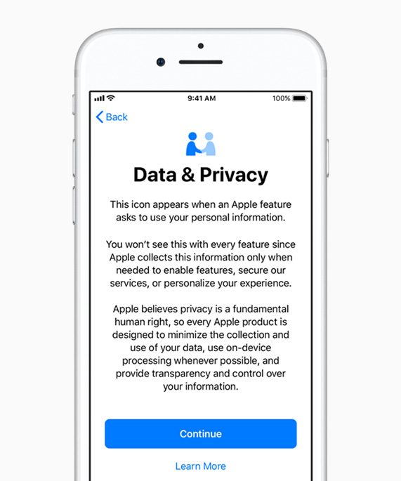 Apple Will Allow You to Download or Delete Your Data in Line with New EU Rules