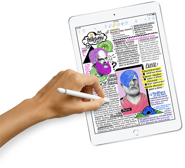 Apple's New 9.7-inch iPad Makes a Compelling Case, But Pros Will Still Buy the iPad Pro
