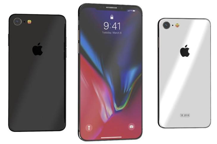 Is This What the iPhone SE 2 Looks Like?
