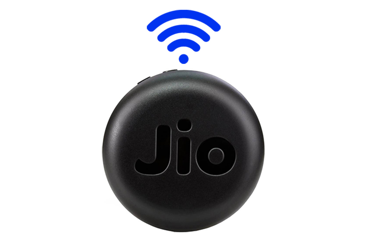 Reliance Jio Launches New JioFi Portable Hotspot Which Supports 32 Devices
