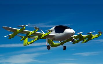 Self-Flying Taxi Funded by Google Co-Founder to Take Off in New Zealand