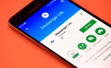 messenger lite featured