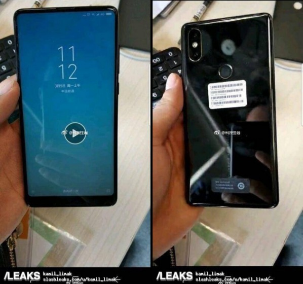 Xiaomi Mi Mix 2S Launch on March 27: What to Expect and What We Know so Far
