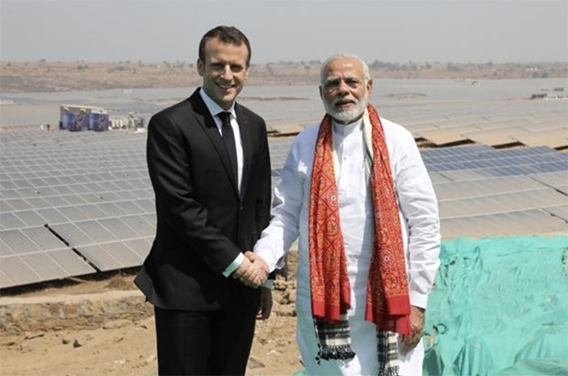 India Bets Big on Solar Energy as Diu Becomes India's First 100% Solar-Powered District