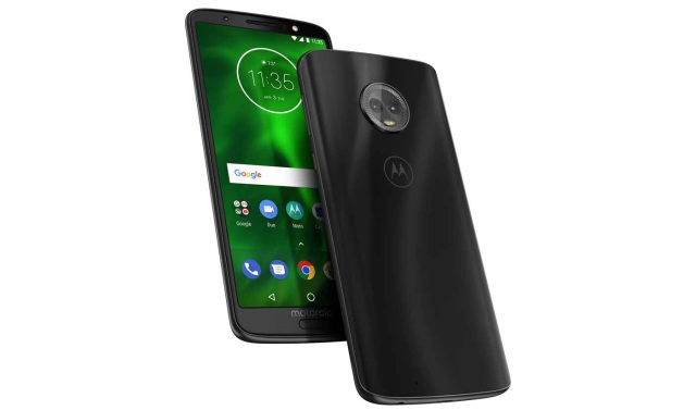 moto g6 featured