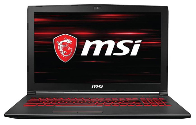 MSI GV62 8RE Image